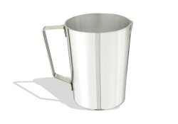 Water jug large with Aluminum handle